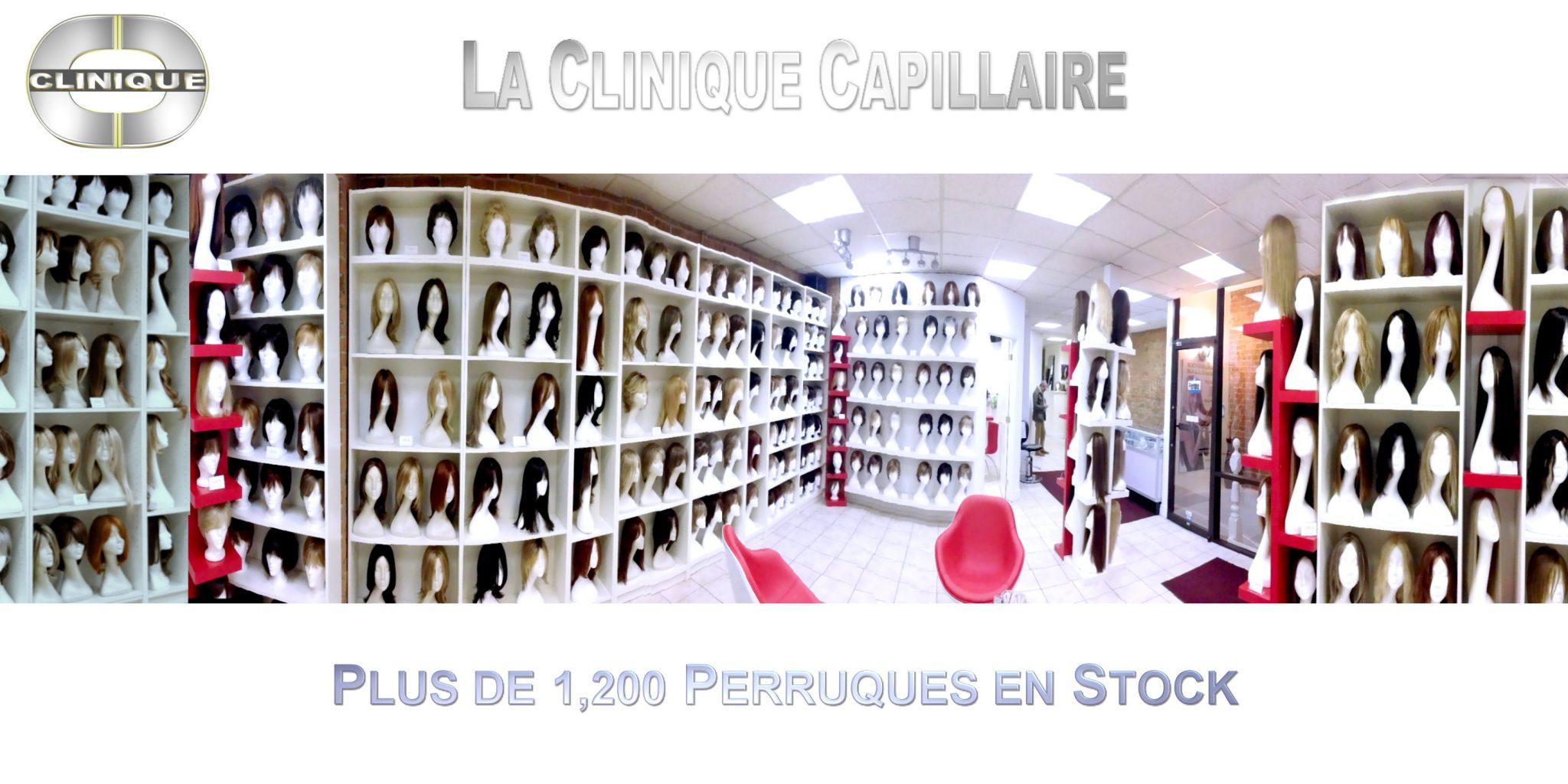 Perruque Lace Front de La Clinique Capillaire Montréal